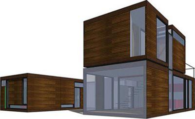Construcci n prefabricada r pida y de calidad construcci n for Construccion modular prefabricada