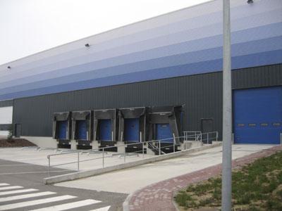 La inversi n europea en naves log sticas se sit a en 15 for Oficinas de dhl en barcelona