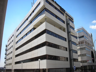 Ferrovial estrena nueva oficina asesorada por exa for Vodafone oficinas barcelona