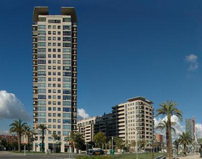 Centros de negocio alquiler oficinas madrid barcelona y for Oficinas vueling barcelona