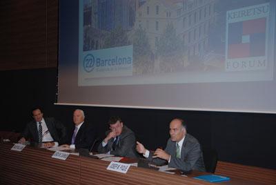 Keiretsu forum instala su nueva sede europeo mediterr nea y de barcelona en el 22 de la ciudad - Oficina hacienda barcelona ...