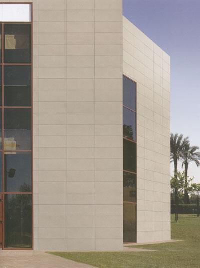 La colocaci n de la cer mica en fachadas construcci n for Ceramica para fachadas exteriores