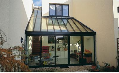 reynaers actualiza su sistema para verandas cr120. Black Bedroom Furniture Sets. Home Design Ideas