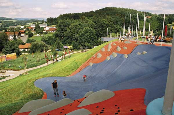 fotos de jardins urbanos : fotos de jardins urbanos:Other possibilities of the new recreational parks are the proposals