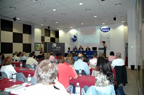 Acn celebra su x congreso nacional de centros de negocios - Trade center sant cugat ...
