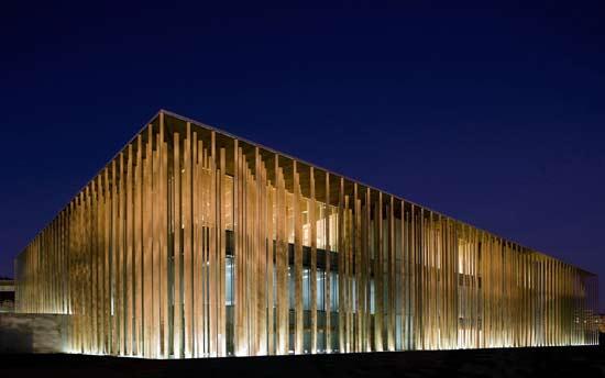 Premios construmat de edificaci n construcci n - Arquitectos en zaragoza ...