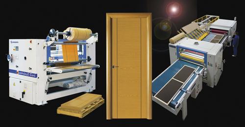 Toda la maquinaria para la fabricaci n de puertas madera for Como hacer un marco de madera para puerta