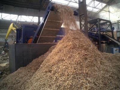 Soluciones medioambientales en carpinter a y mueble madera - Reciclaje de la madera ...