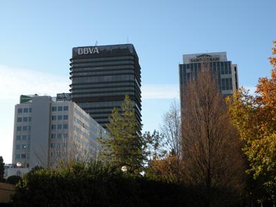 El mercado de oficinas espa ol puntero en operaciones for Oficinas bbva toledo