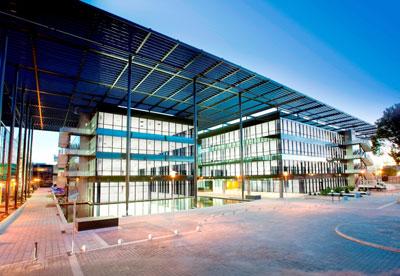 Air espa a se instala en el pe san fernando oficinas y for Oficinas de air europa en madrid