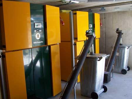 Calderas de biomasa para las piscinas municipales for Piscina cubierta alcala la real