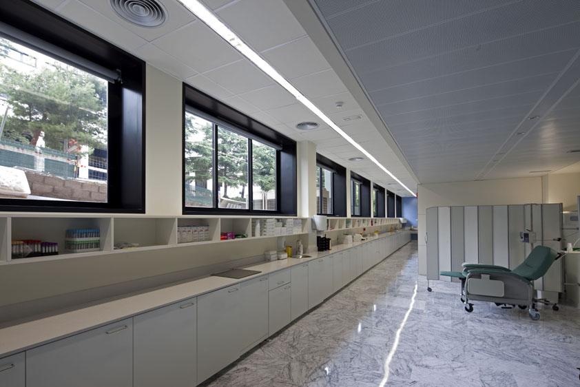 foto algunas de las ventanas instaladas por technal