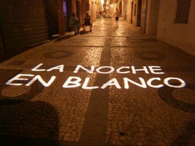 La noche en Blanco Badajoz
