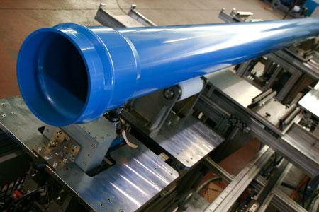 fabrica de tubos de plastico:
