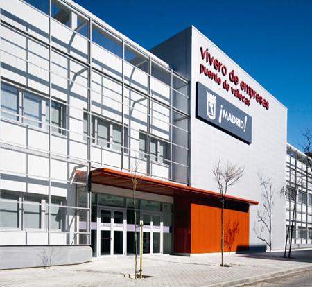 Una red de viveros para el esp ritu emprendedor de madrid - Vivero madrid centro ...