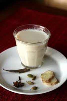 leche de soja