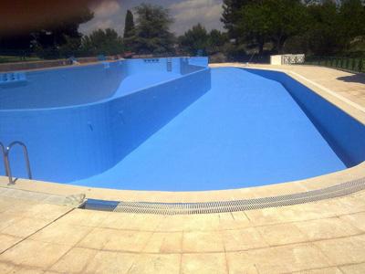 Tratamientos de piscinas tras el periodo estival for Tratamiento piscinas