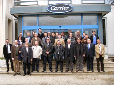 Carrier industrial espana