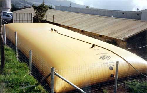 Cisternas flexibles una soluci n sencilla econ mica y for Cisternas de agua a domicilio