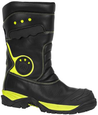 Fal seguridad presenta en sicur su nueva bota para - Botas de seguridad madrid ...