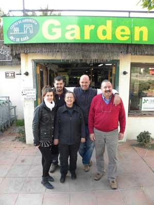 Garden Arc De Bar Experiencia Y Tradici N Jardiner A