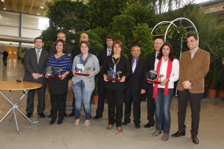 Planta viva vivero recibe el primer premio a la planta - Viveros bermejo ...