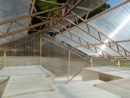 Casa invernadero low cost construcci n - Invernaderos para casa ...