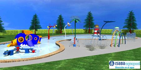 Isaba participa el ambicioso proyecto de la piscina l dica for Piscinas amaya