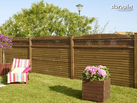 Lo mejor de la madera construcci n for Autoclave tratado jardin cobertizo