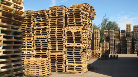 El reciclado de palets una soluci n integral para los - Reciclaje de la madera ...