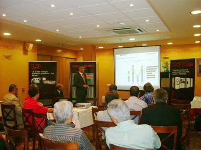 Salvagnini celebra un seminario t cnico en peralta for Muebles peralta catalogo