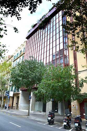 Trimestre at pico en el mercado de oficinas de barcelona for Oficinas de endesa en barcelona ciudad