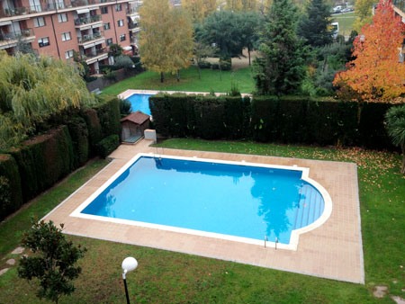 Mantenimiento de piscinas for Formas para piscinas