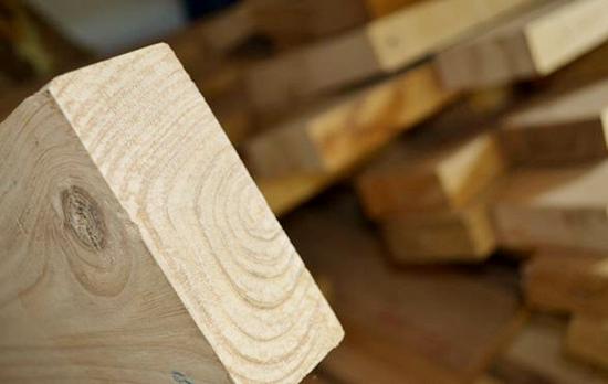 La madera de casta o en la construcci n madera for Madera de castano