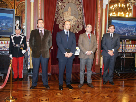 Woslab 2012 firme apuesta por la sostenibilidad en el - Adelmo antelo ...