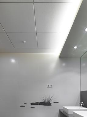Dise o ac stico de las nuevas oficinas de cajamar en for Oficinas de cajamar