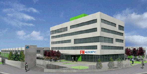 Fm logistic inaugura nueva oficina de servicios centrales for Oficina de transporte madrid