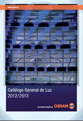 Osram publica su nuevo cat logo general de luz 2012 2013 for Catalogo osram led
