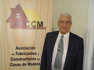 Manuel muelas retoma la presidencia de afccm madera - Constructores de casas de madera ...