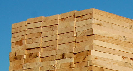Madera aserrada para uso estructural madera for Tablones de madera precios