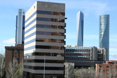 Jones lang lasalle comercializa en exclusiva el edificio for Oficinas ibercaja burgos