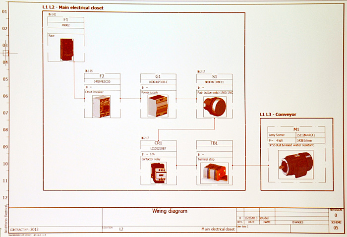 solidworks electrical the machines are not only mechanical example of diagram unifilar realised solidworks electrical