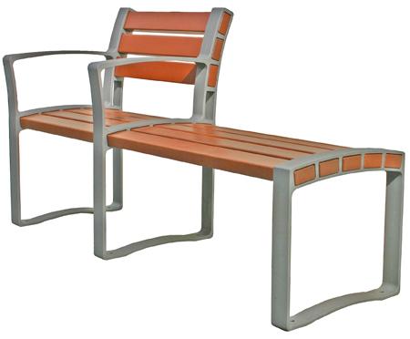 Nuevas tendencias en el equipamiento de los espacios for Ejemplos de mobiliario urbano