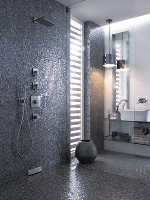 Solucions geberit per al disseny o rehabilitaci dels - Modele de salle de bain avec douche al italienne ...
