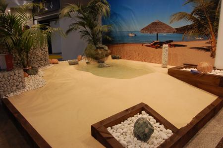La piscina ideal pavimentos drenantes y piscinas de arena for Pavimentos para piscinas exteriores