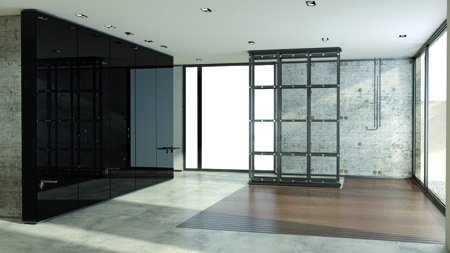 Decoracion con vidrio - Paneles aislantes decorativos ...