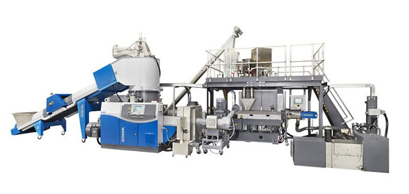 Reciclaje de pl sticos rentable y utilizable para - Maquina de reciclaje de plastico ...