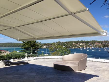 toldos para terrazas impermeables
