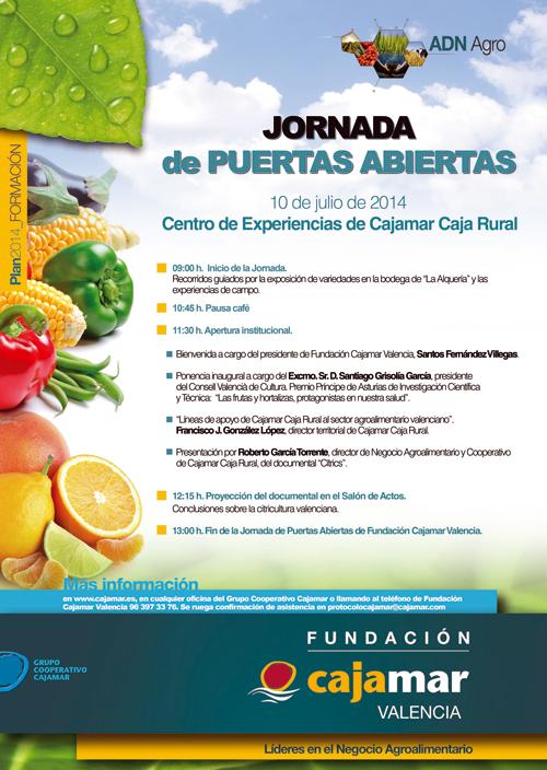 El centro de experiencias de cajamar caja rural celebrar for Cajamar oficinas valencia