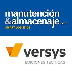 manutención&almacenaje.Smart Logistics Versys Ediciones Técnicas